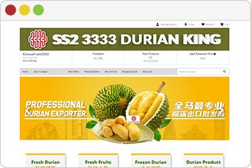 Ken Kua Durian