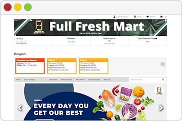 Full Fresh Mart